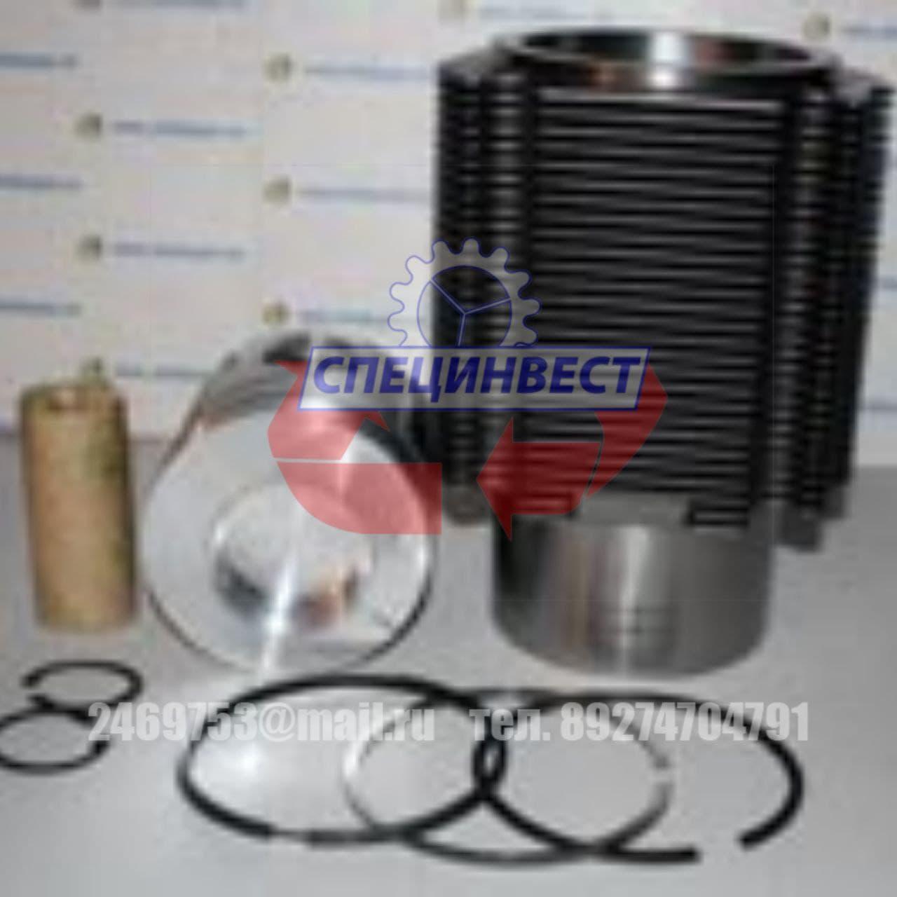Цилиндр с поршнем T3B-928-10, 30 euro-II для 250S0