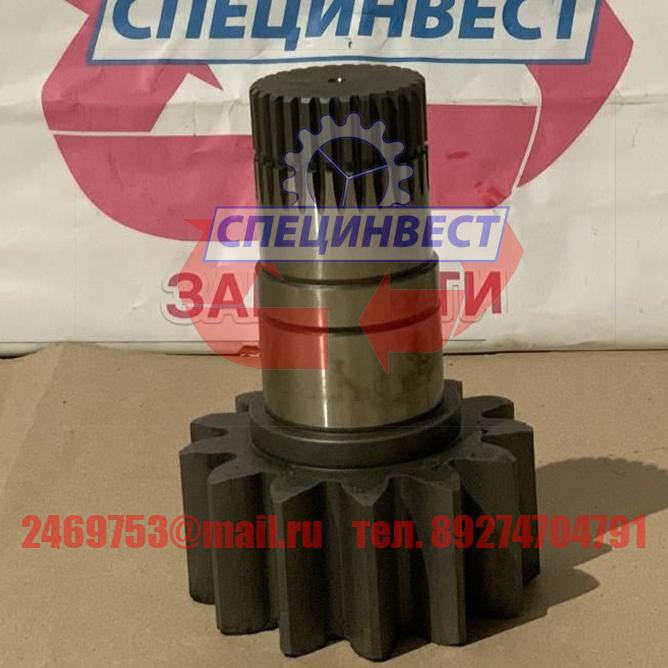 Вал-шестерня г/мотора MSE11-I-11C-F11-2A POCLAIN